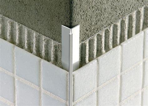 Edge Of Outside by Tile Outside Corners Tile Edge Trim In Aluminium