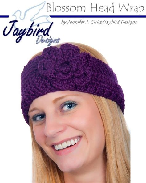 head wrap crochet pattern patternfish the online pattern store