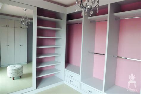 Pink Walk In Closet by Decor Me Happy By Uy Project Pink The Walk In Closet