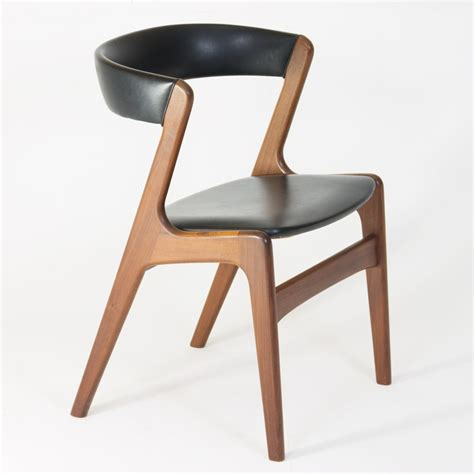 Scandinavian Chair by Kai Kristiansen Desk Chair Retro Revolution
