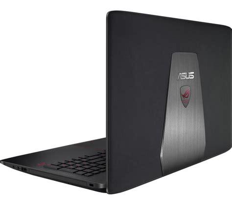 Asus Republic Of Gamers Laptop Windows 10 asus republic of gamers gl552vw 15 6 quot gaming laptop black deals pc world