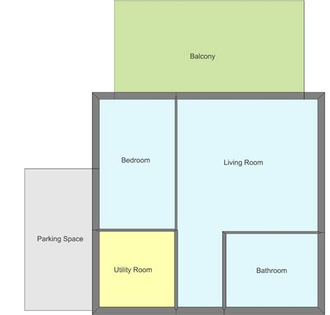 floor plan web app calculate the total area of a floor plan web