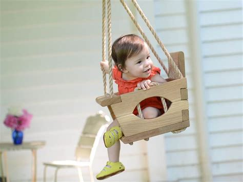 how to make a kids swing swing into spring with 6 fabulous outdoor swings for kids
