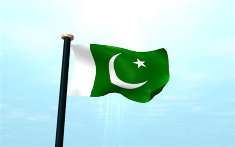 Play Store Like Animation Pakistan Vlag 3d Achtergrond Android Apps Op Play