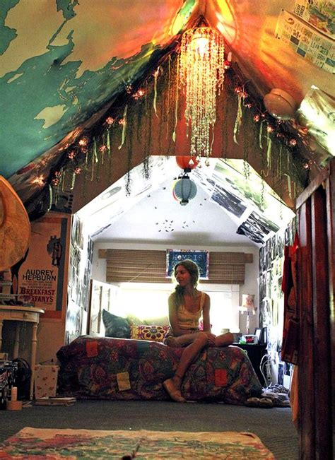 Indie Bedrooms 17 best ideas about teenage attic bedroom on pinterest
