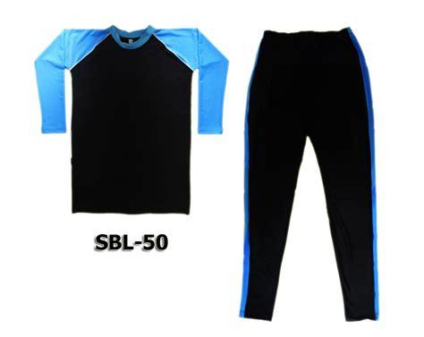 Baju Renang Speedo Muslim baju renang dewasa laki laki sbl 50 biru baju renang muslim