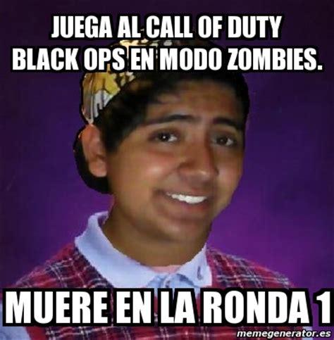 imagenes de memes zombies meme personalizado juega al call of duty black ops en