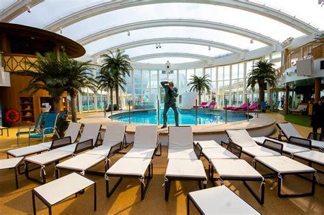 Club Aida Prima by Erste Eindr 252 Cke Bord Der Aidaprima Cruise