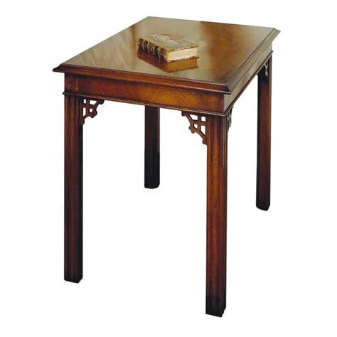 mahogany accent tables mahogany end table titchmarsh goodwin