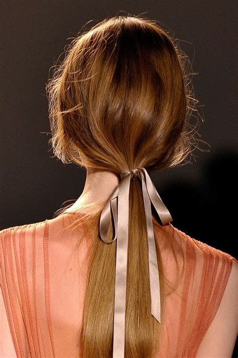 Trend Ribbons And Bows by Hair Trends Ribbon Report