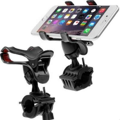 Aksesoris Sepeda Holder Hp Gps Android Di Stang Sepeda Cowok Cewek jual holder smartphone sepeda funshop co id