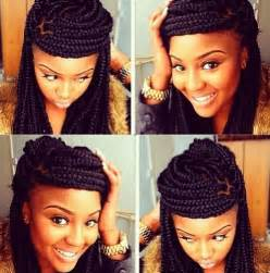 what hair use boxbraids poetic justice braids styles how to do styling pictures