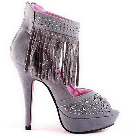 high heels for prom dresses rhinestone zipper high heel peep toe purple prom dresses