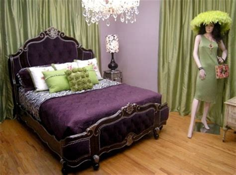 green and purple bedroom purple and green bedroom home design pinterest