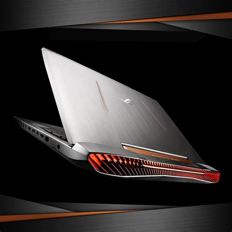 Laptop Asus Rog G752 asus rog g752vy dh72 17 inch gaming laptop nvidia geforce gtx 980m 4gb vram 32gb