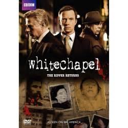 whitechapel review tv show minor spoilers nancy m