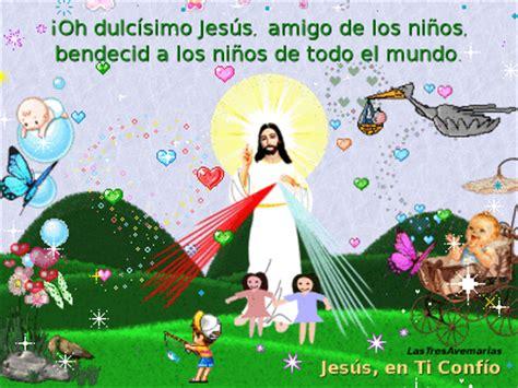 imagenes de jesus bendice a los niños se 241 or bendice los ni 241 os fotograf 237 a 132583874 blingee com
