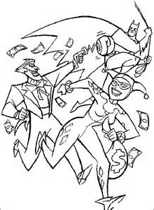 batman villains coloring pages kids coloring