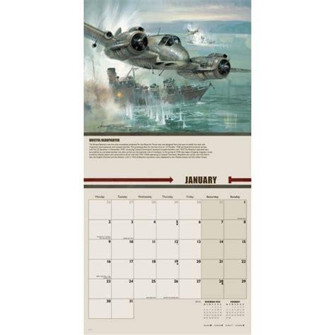 Ww Calendar Legends Of Ww2 Calendar 2017 Carousel Calendars