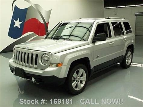 2011 Jeep Patriot Latitude X Sell Used 2011 Jeep Patriot Latitude X 70th Anniversary