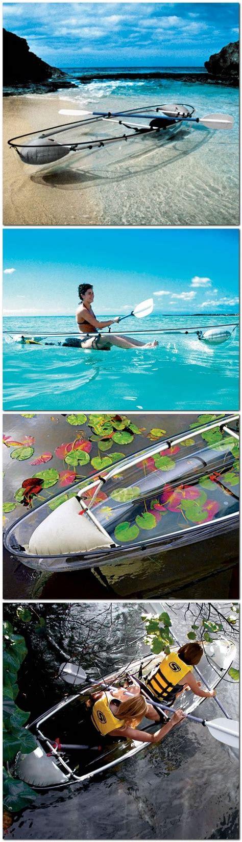 clear bottom boat transparent boats online sale clear kayak polycarbonate
