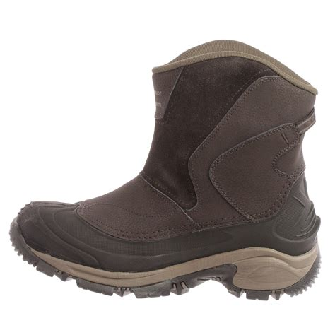 slip on snow boots for columbia sportswear bugaboot slip on snow boots for