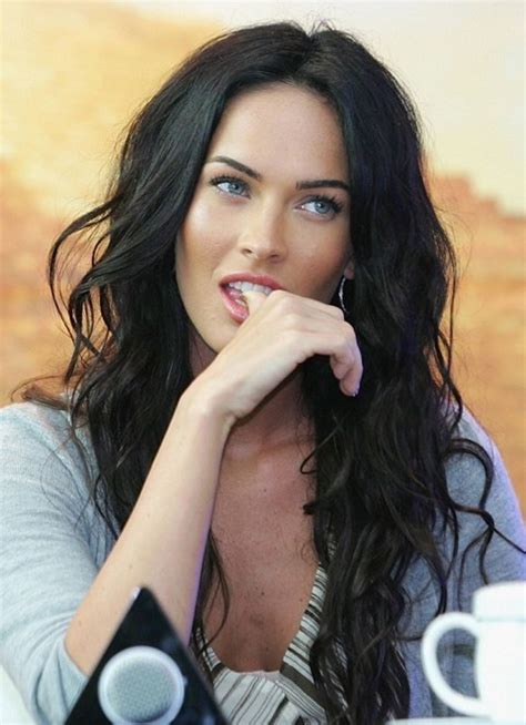 fox women hair megan fox hairstyle as women hair ideas for long hair