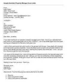 cover letter for property manager 10 best images of property management letter format