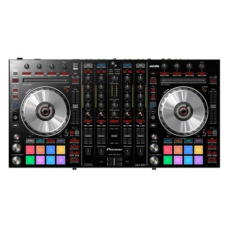 best serato controller pioneer ddj sx2 4 channel performance dj controller for