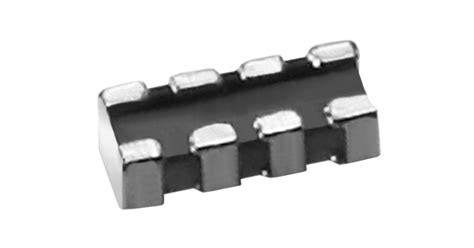 resistor array chip anti sulfur chip resistor arrays low resistance shifts eenews europe