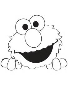 elmo template peek a boo elmo coloring page h m coloring pages