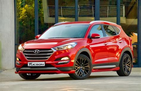 hyundai tucson hyundai tucson sport announced in south africa gets 150kw