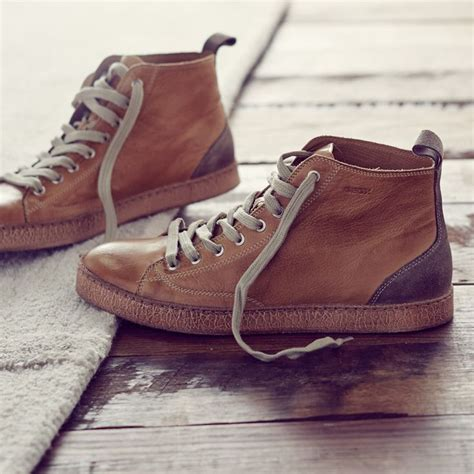 25 best ideas about leather sneakers on white