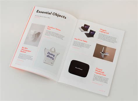 libro editorial design digital and 99u quarterly issue 6 on behance
