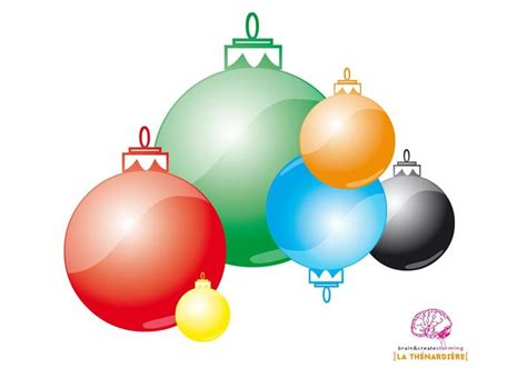 christmas bubbles download free vector art stock