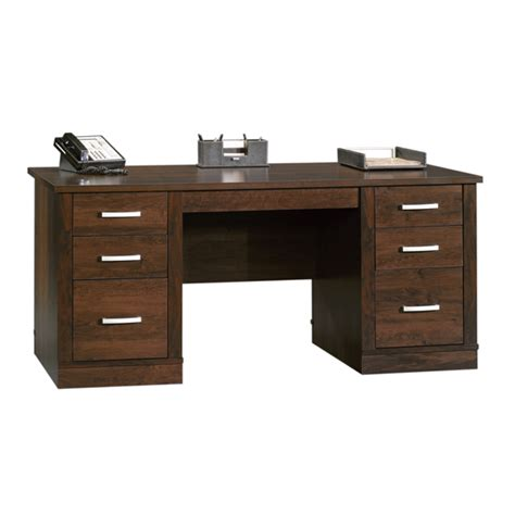 sauder desk sauder office port executive desk 408289 free shipping