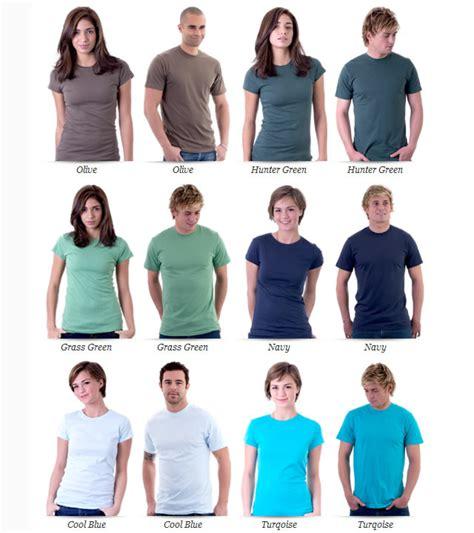 Tshirt Kaos The Don collection of blank t shirt mockup templates