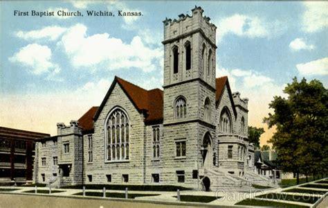 baptist churches in wichita ks