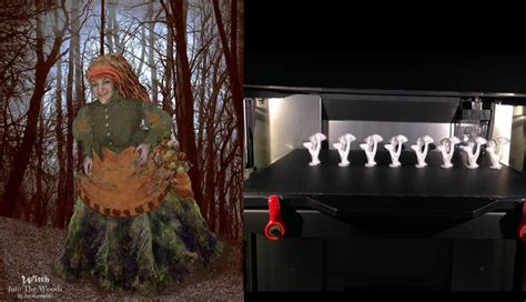 3d printing in the theatre baylor theatre utilizes 3d printing for costume design in production of into