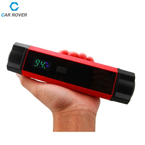 Powerbank V new auto power bank 14800mah car jump starter 12v emergency portable car battery charger booster