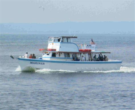 party boat atlantic highlands inshore charter boat classic boat rides mariner in