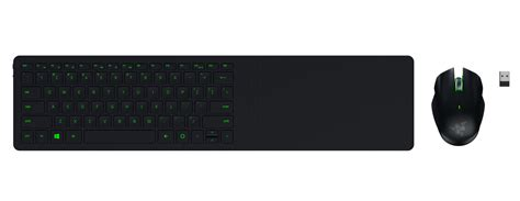 Keyboard Wireless Razer razer releases the turret lapboard and mouse combo