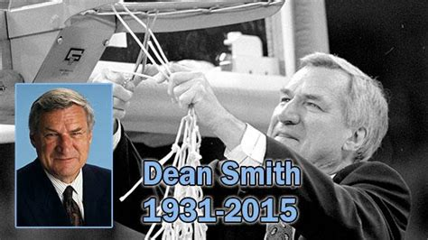 Smith Passes Away by Unc Coach Dean Smith Passes Away Bso
