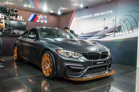 Bmw M4 Gts by Bmw M4 Gts Makes Debut At 2015 Tokyo Motor Show