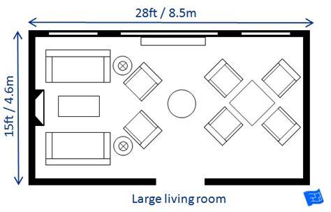 Living Room Square Footage Average