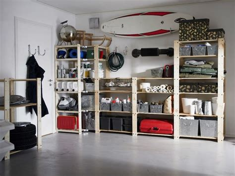ikea garage shelving 1000 ideas about ikea garage on pinterest meuble casier