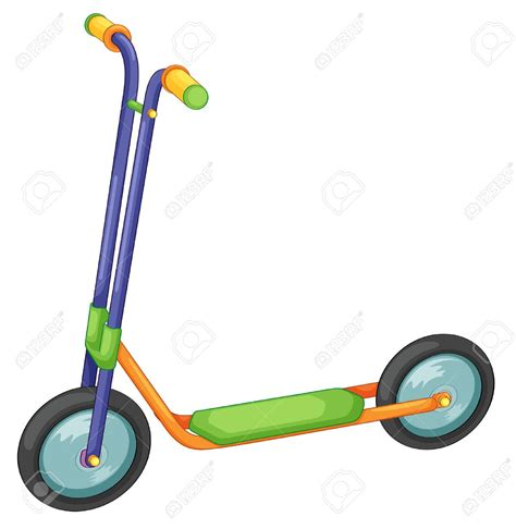clip images scooter clipart clipground