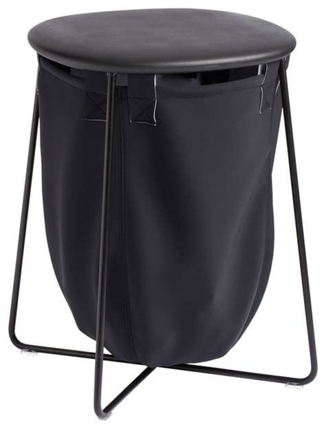 Viood Laundry Basket With Seat Modern Laundry Baskets Laundry Seat