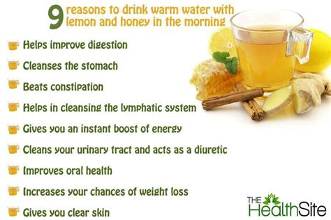 can you drink hot water 10 ways drinking warm water with lemon and honey can do