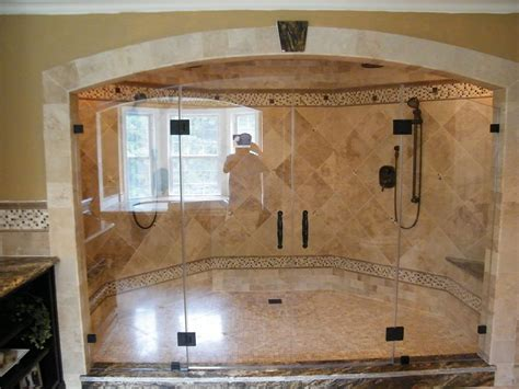 custom bathroom designs custom shower sizes showerman bathroom walkin showers